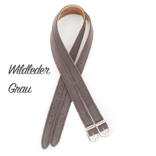 Wildleder Grau