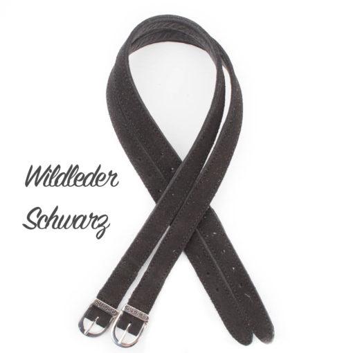Wildleder Schwarz