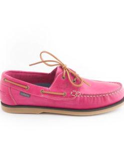 Celeris- Segelschuh Vela Washed Pink-8186